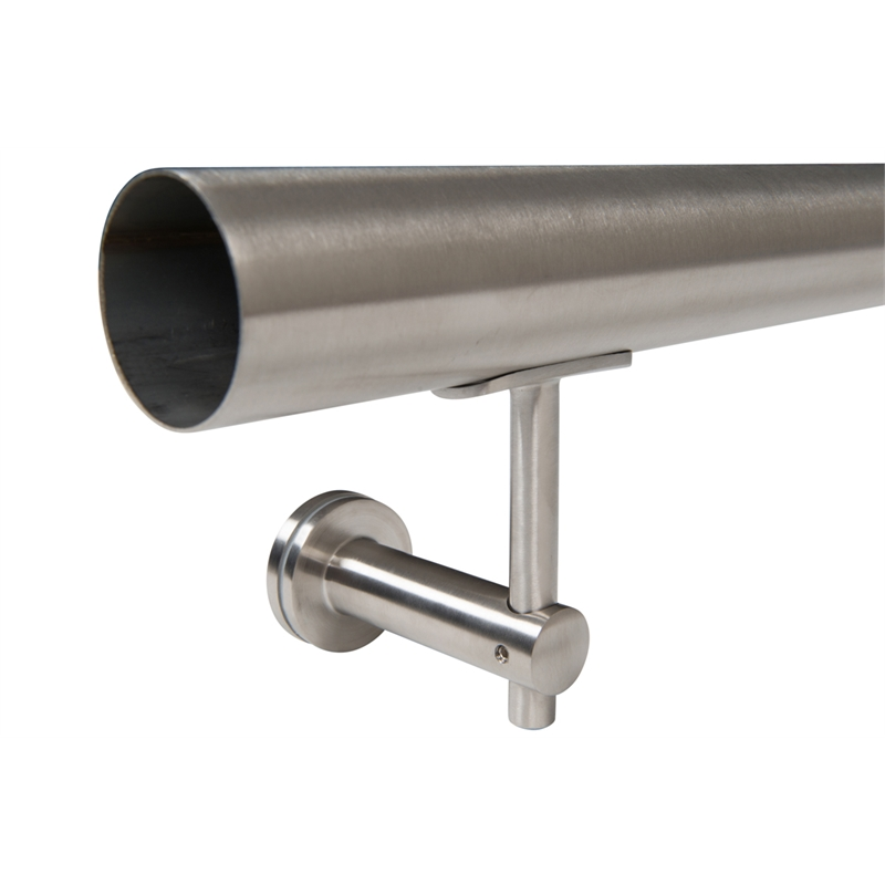 everton stainless off-set handrail saddle mount instructions
