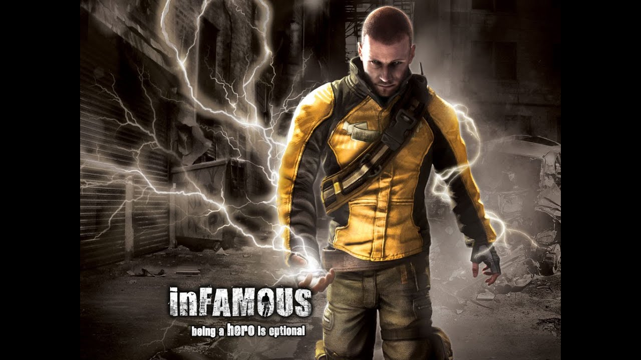 Infamous 2 how to change skins