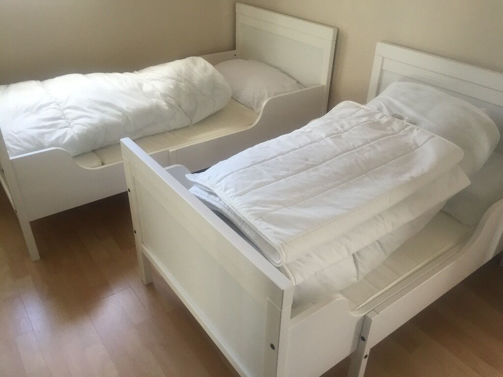 ikea extendable toddler bed instructions
