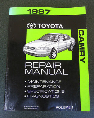 1995 toyota camry service manual