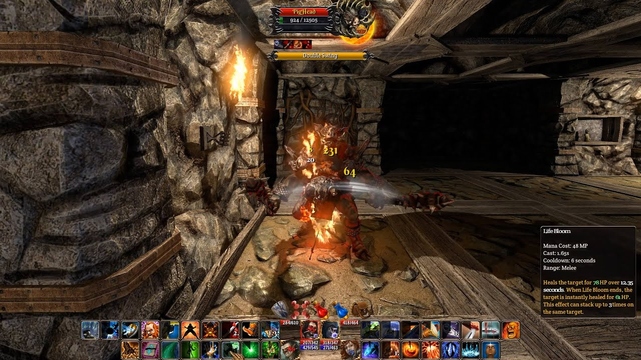 Dungeons 2 how to kill the unicorn