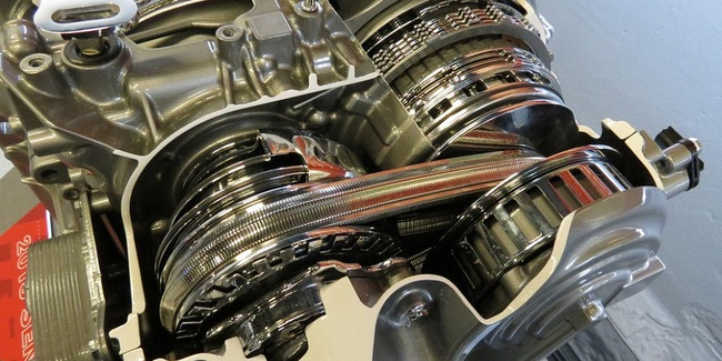 is a cvt transmission automatic or manual