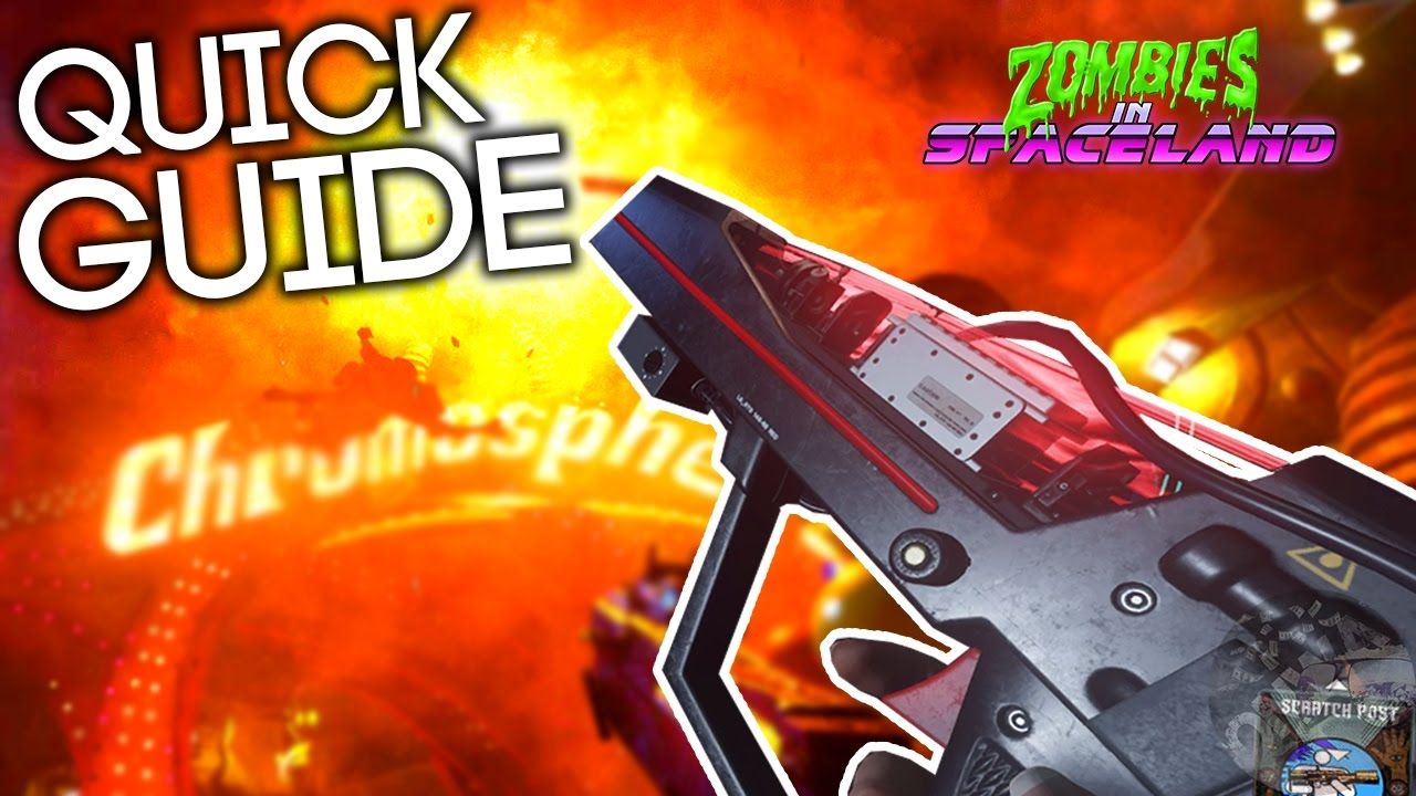 Zombies in spaceland how to get the shredder wonder weapon